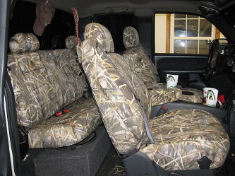 We Are Your Local Dealer For Sportsman Camo CoversC Each Set Of Seat Covers Manufactured Per Year Make And Model Truck Giving Them A Factory